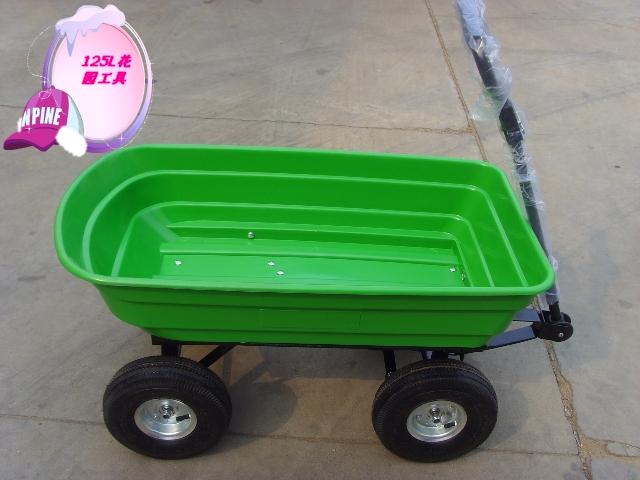 Carretilla carretilla de dos ruedas bandeja para for Carretilla dos ruedas mano